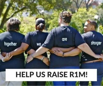 Help us raise R1m!